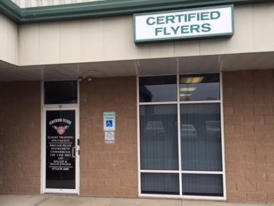 Certified Flyers Location
